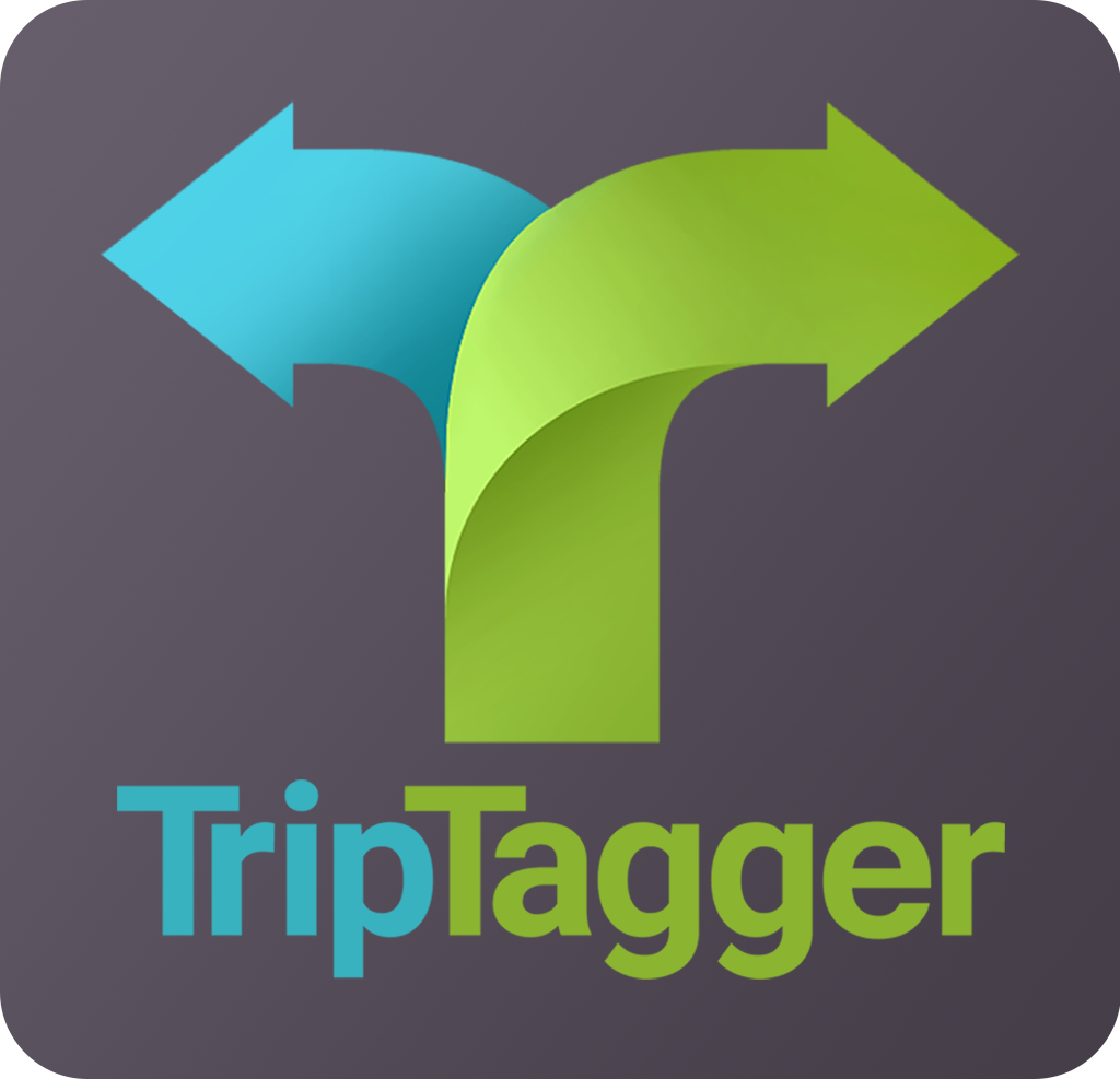 TripTagger app screenshot