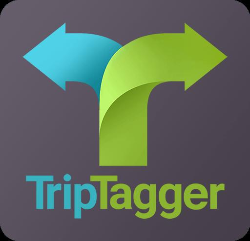 TripTagger app screenshot